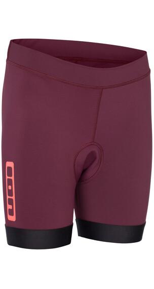 ION Traze Shorts Women vinaceous